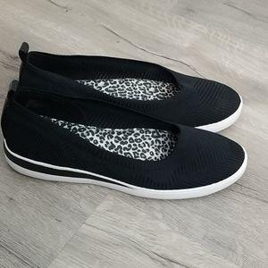 Aubrey Lynn Amelina Slip on Knit Shoes size 10